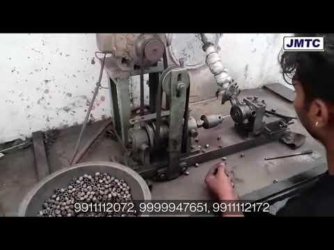 Horizontal  Tapping Machine
