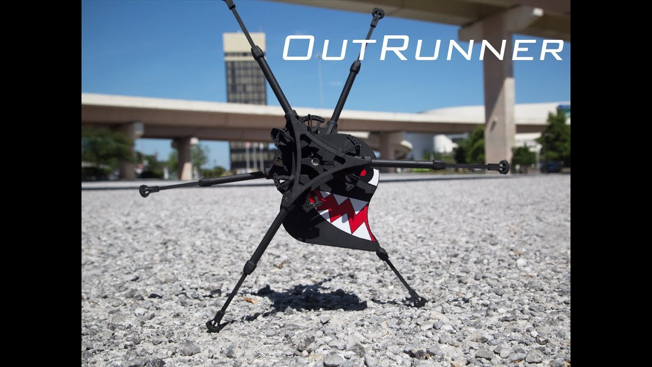 OutRunner Is A Robot That's Very Good At… Running Away