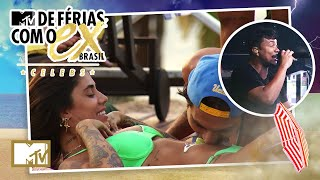 Melhores momentos do 5º episódio MTV De Férias Com O Ex B...