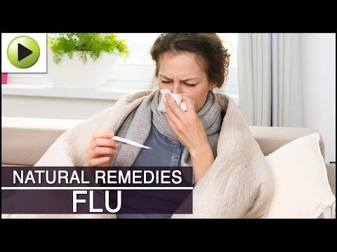Video Flu (Influenza) - Natural Ayurvedic Home Remedies