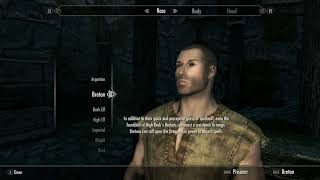 Skyrim (mods) - Preset Madness: Better Male Presets [XB1]