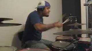Strung out drum cover- Analog (One Foot Pedal)