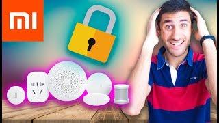 Pus ALARME No Setup !! Xiaomi Mijia Home Security Kit