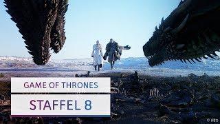 Das verrät uns der Trailer | Game of Thrones | Staffel 8 | Trailer Analyse