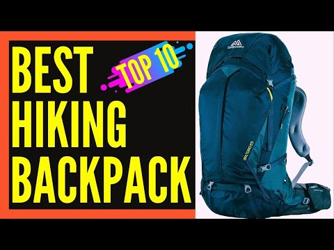 Best Hiking Backpack for Women and Men || Best Hiking Backpack 2017