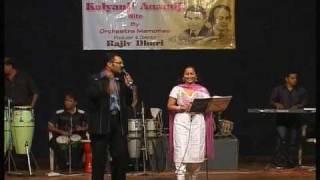 Tera Saath Hai Kitna Pyara - Janbaaz - Rajiv and   - YouTube