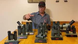 Setting Your Binocular Diopter