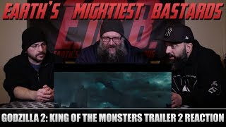 Trailer Reaction: GODZILLA 2: King of the Monsters Trailer 2