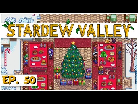 Stardew Valley Walkthrough - Ep  46 - Salads for Leah by