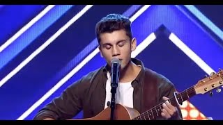 Jaymie De Boucherville - The X Factor Australia 2014 - AUDITION [FULL]