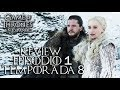 Game Of Thrones Episodio 1 Temporada 8 (comentado) | Game Of Thrones En Español
