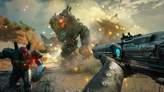 Rage 2 Extended Gameplay Trailer - E3 2018 - dooclip.me