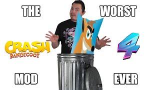 The WORST Crash 4 Mod