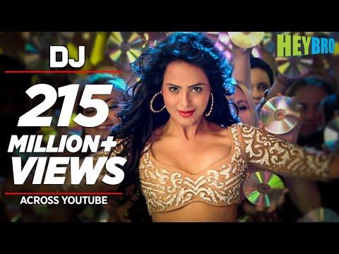 39 dj 39 video song hey bro sunidhi chauhan feat a