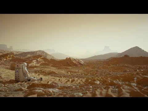 Cinema 4D Tutorial – Create a Detailed Mars Landscape Using Octane Displacement