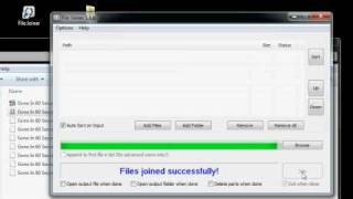 How to join .001 files with File Joiner