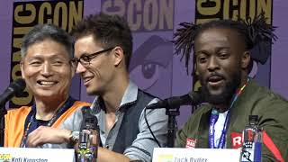 Dragon Ball Super: Broly - Panel SDCC - Majestic Entertainment News Coverage