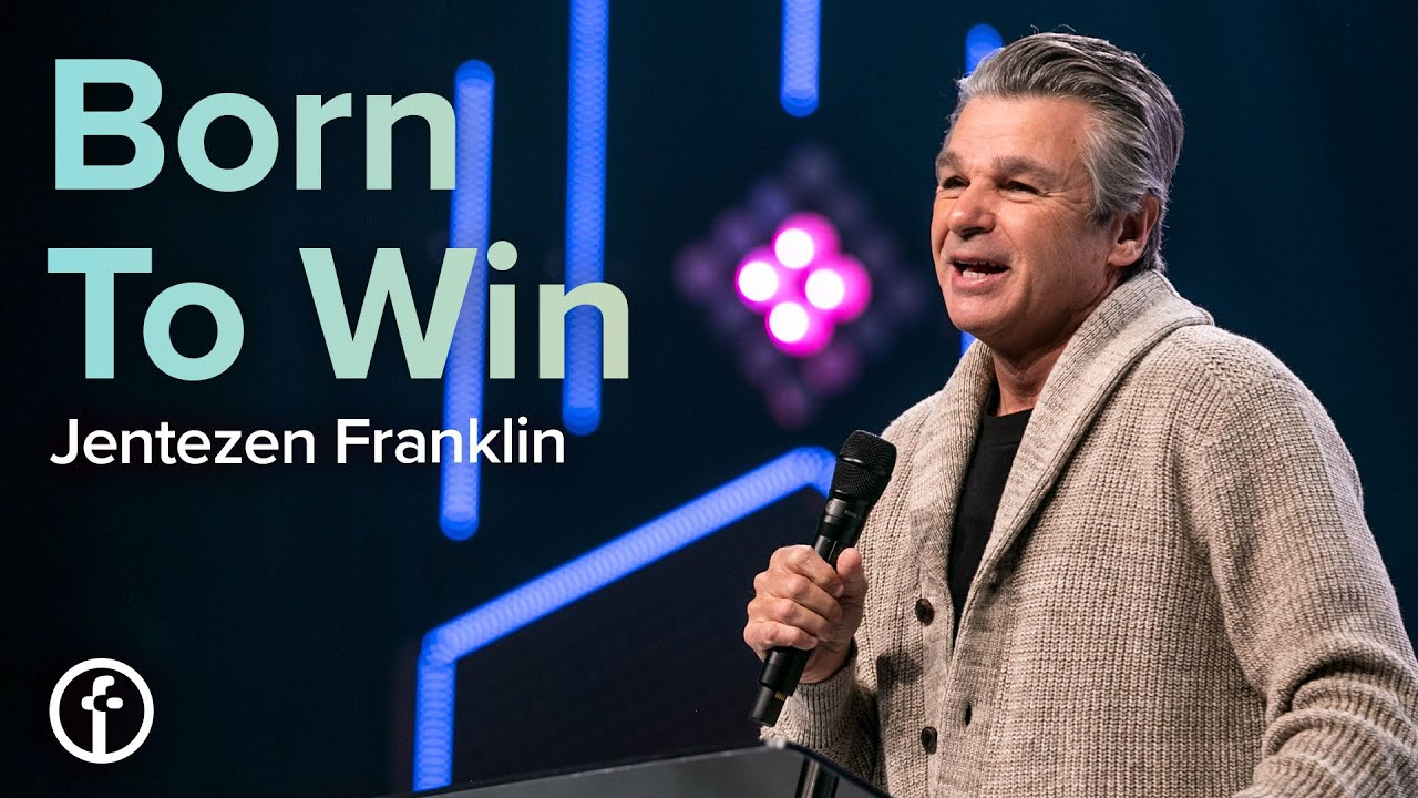 Born To Win  by  Pastor Jentezen Franklin