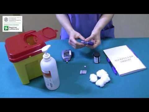 Come misurare da soli la glicemia