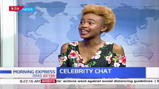 Netizens laud Azziad Nasenya as she shares her story on celebrity chat