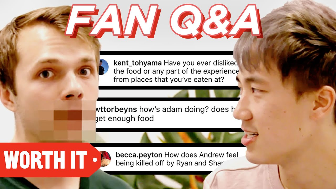Is Any Food NOT Worth It? • Worth It Q&A + Season 5 Announcement thumbnail