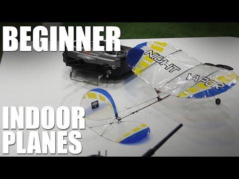Flite Test – Beginner Indoor Planes – REVIEW