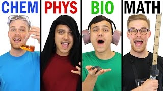 SCIENCE WARS - Acapella Parody | SCIENCE SONGS