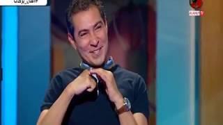 """محمد بركات : قولت لكابتن حسام البدرى """" انا مش متقبل كلامك بسبب الشبشب ده """""""