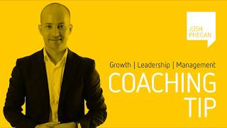 Growth, Leadership & Management Tip - Activities Or Outcomes