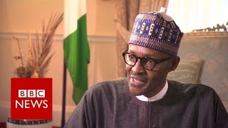'David Cameron is telling the truth' says Nigeria President Buhari - BBC News