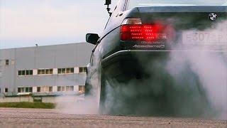 Тест Драйв BMW 730 E32 Нестареющая классика !!