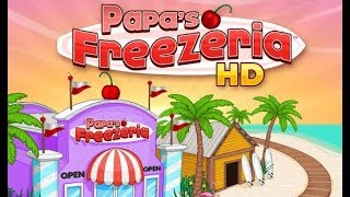 Papa's Freezeria HD | Part 4 - Creameo Bits!!
