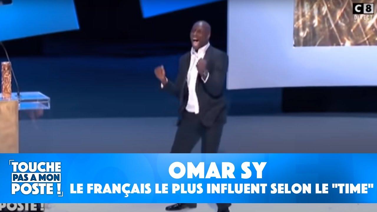 """Le GPS : Omar Sy, le Français le plus influent selon le """"time"""" !"""