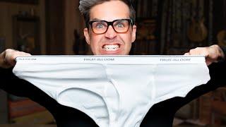 Best Wedgie-Proof Underwear (TEST)