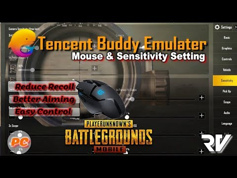 How to Control Recoil Easily Like A BOSS! - Pubg Mobile