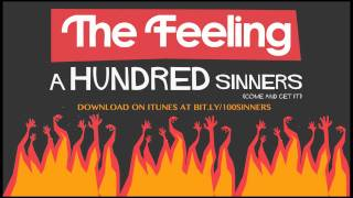 The Feeling - A Hundred Sinners (Official)