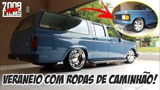 7008NEWS - TÁ NA MÍDIA! VERANEIO COM RODAS DE CAMINHÃO ARO 22,5 FIXA - Canal 7008films