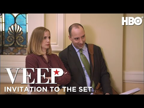 Veep Season 2 (Behind the Scene)