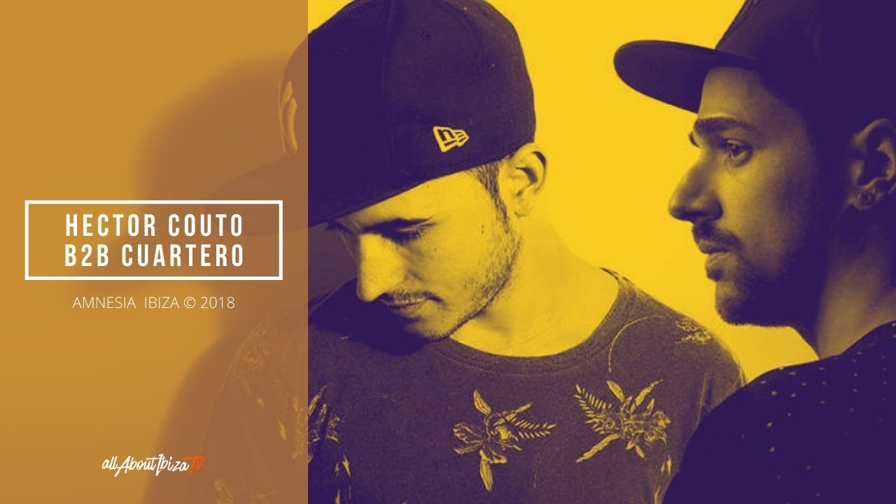 Cuartero b2b Hector Couto - Live @ Keep on Dancing Closing Party x Amnesia Ibiza 2018