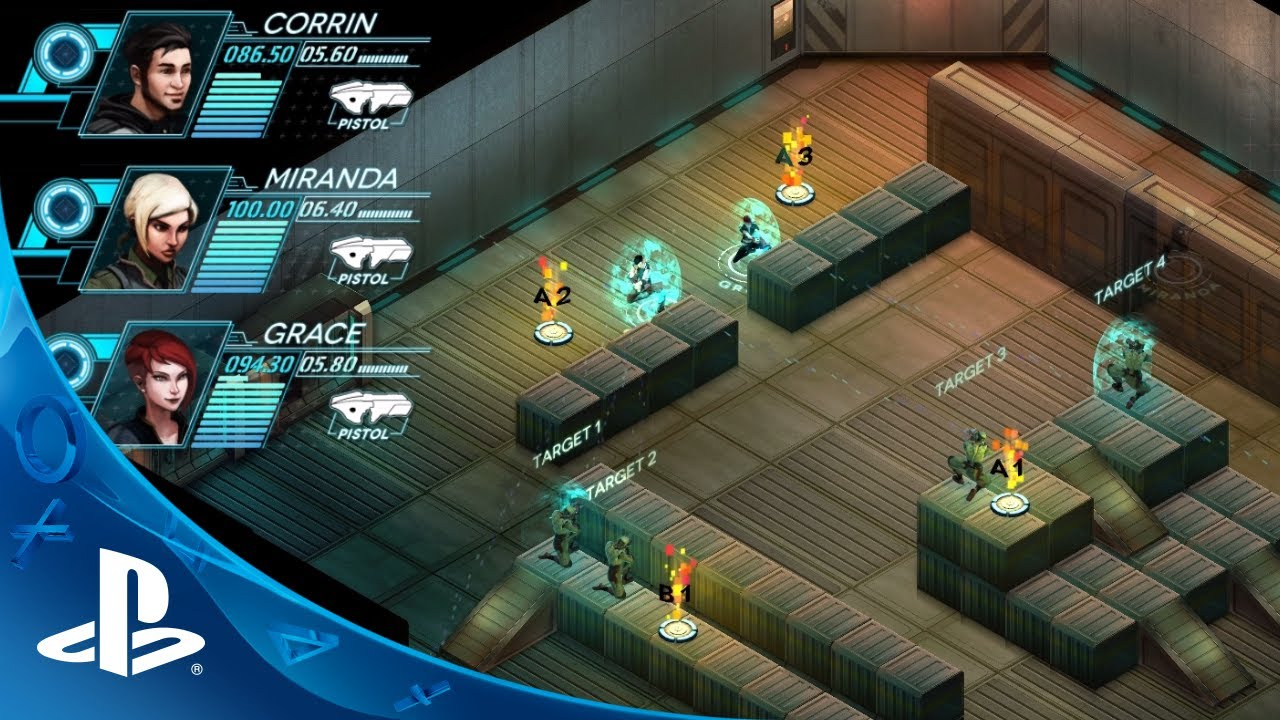 There Came an Echo: Voice-controlled Strategy on PS4