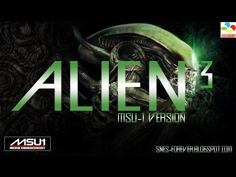 [SNES] Alien 3 MSU-1