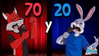 70 y 20 (Parodia José José)  #ElSketchDeUbaldo
