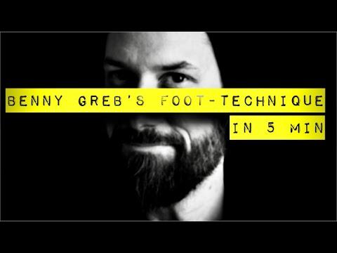Benny Greb's 5min Foot Technique crash course