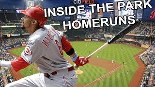 Inside-The-Park Home Runs