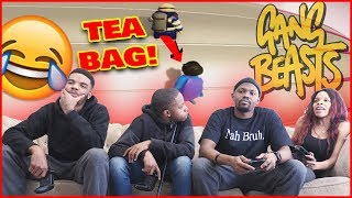 The Most DISRESPECTFUL Action To Ever Take Place In Gang Beasts! - Gang Beasts Gameplay