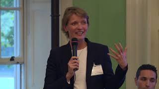 Dr. Martina Gliber (Fondation Merieux): An integrated approach