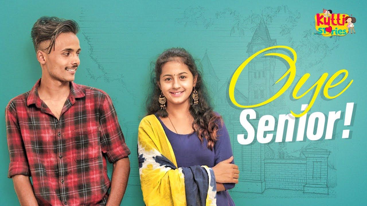 Oye Senior! | Kutti Stories Episode 1