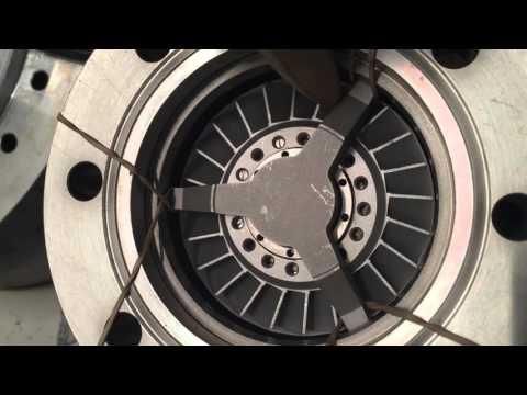 Solo rodamiento magnético