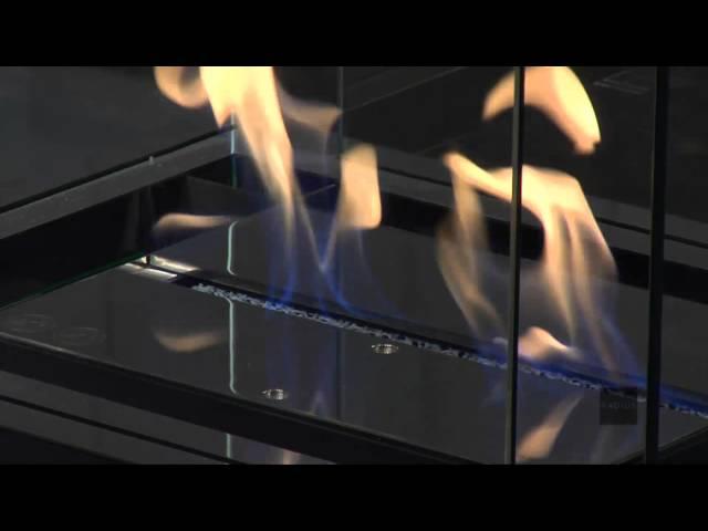 BIO krb volně stojící Radius design cologne (TOP FLAME 551B)