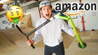 Amazon's günstigster Stunt Scooter unter 100€ + GEWINNSPIEL!